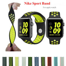 CRESTED Sport band for iwatch 123 strap bracelet rubber band for apple watch