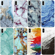 Marble Image for iPhone 4 4S 5S SE 5C 6 6S 7 8 Plus X Case for Xiaomi Redmi 4 4A