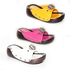 Mango New Season Sold Out Studded Clogs Heels Sandals