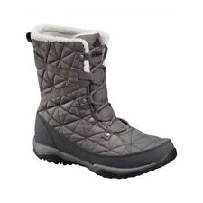 Botte hiver Columbia Loveland Mid Omni-heat (quarry, Black) femme