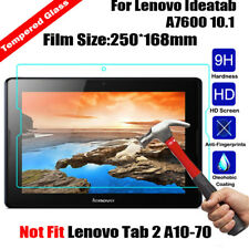 Tempered Glass Screen Film Protector For Lenovo Ideatab A7600 10.1 / A3000 7.0