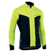 NORTHWAVE GIUBBINO INVERNALE  RELOAD – SELECTIVE PROTECTION  YELLOW FLUO/BLACK