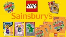 Sainsburys Lego Create The World Trading Card 001 - 140 REDUCED POSTAGE