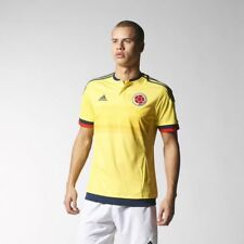 COLOMBIA FCF ADIDAS Climacool Home Yellow Football Soccer Jersey Men´s - M62788