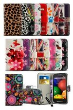 "Alcatel one touch Pixi 4 (5.0"") 4g/5045 Diseño Impreso Funda Tipo Cartera &"