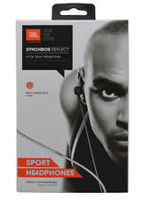 JBL by Harman Synchros Reflect Wired In Ear Sport Headphones Red or Green