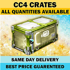 CHAMPIONS CRATE 4 (CC4) - Any Quantity - Rocket League Crates PS4 || Same Day
