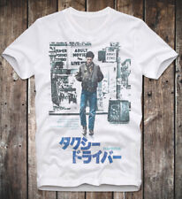 T SHIRT TAXI DRIVER DE NIRO CULT MOVIE KULTFILM 70S JAPAN JAPANESE RETRO VINTAGE