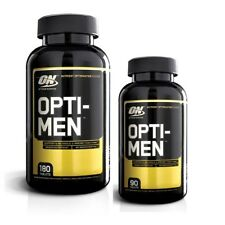 ON Optimum Nutrition Opti Men Daily Multi Vitamins High Potency 90/180 Tabs