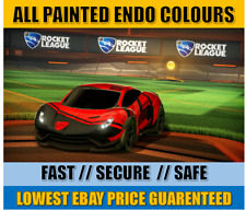 ALL Painted Endo Cars - Rocket League PS4 (Turbo Crate Import)[CHOOSE FROM LIST]