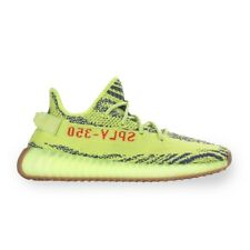 ADIDAS -  ADIDAS YEEZY 350 BOOST V2 SEMI FROZEN YELLOW  -  B37572