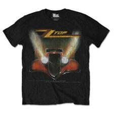 ZZ TOP Eliminator Camiseta Licencia Oficial Chico Men tee Rockoff