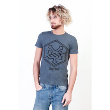 ZOO YORK Camiseta hombre color gris ZZMTS067 ORIGINAL