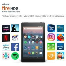 """All-New Fire HD 8 Tablet Hands-Free with Alexa 8"""" HD Display 16GB Latest 2018"""