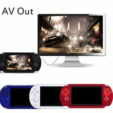 8GB 4.3'' 32Bit Free Games Built-In Portable Handheld Video Game Console Player