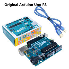 Original Arduino Uno R3 ATmega328 MEGA328P Official Genuine Board 16 MHz Cable