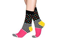Happy Socks Stripes & Dots Sock Woman  SDO01-9000