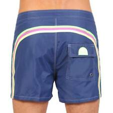 Sundek Bs/Rb-Low Rise 14'' Boarder Short Navy Arcobaleno M502BDTA100 067
