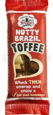 WALKERS NONSUCH BRAZIL TOFFEE BARS 50G RETRO SWEETS TRADITIONAL GIFT