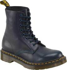 DR.MARTENS DOC PASCAL Stivali Stivali in pelle 13512410 blu navy NUOVO