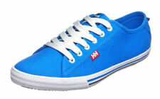 HELLY HANSEN FJORD CANVAS RACER 10772-535 BLUE/OFF WHITE/NAVY