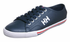 HELLY HANSEN FJORD LEATHER 10946-597 NAVY/OFF WHITE/RED