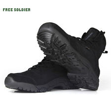 Tactical Boots Outdoor Sports Men Hiking Climbing Breathable Lightweight Shoes