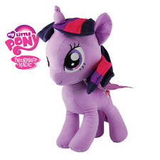 Twilight Sparkle Plush Licensed Unicorn  My Little Pony Character Toy Rainbow