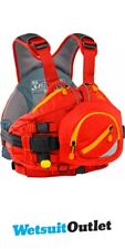 2017 Palm Extrem Whitewater Buoyancy Aid Red 11726