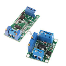 Current Voltage Transmitter 4-20mA/ 0-5V Isolation Signal Converter Module