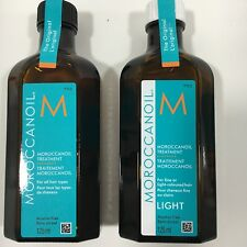 Moroccanoil 100ml | Moroccan Oil Light 100ml | 25ml & Hair Mask FREE | Boxed