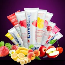 Fruit Essence Anti-pain Water-based Lubricant Body Massage Sex Vaginal Anal Lube