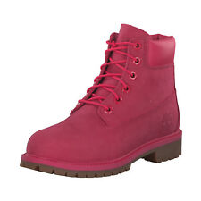 Timberland 6in Premium Bottes pour femme chaussures d'HIVER ca1ode ROSE NEUF