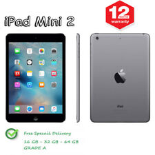 Apple iPad Mini 2 16GB 32GB 64GB Retina Display WiFi Only 'Grade A' free p&p UK