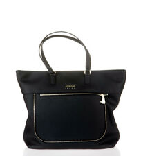 Armani Jeans - Bolso 922238 7A788 negro -35,5x33,5x13,5cm- Mujer chica