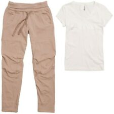 FREDDY Completo Donna Luxe Pack 28 Pantalone Cotone Fitness SIDNEYTS Z48