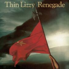 Thin Lizzy - Renegade NEW CD