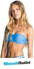2017 Rip Curl Ladies Sun and Surf Twisted Bandeau Bikini Top Ultramarine GSI2B4