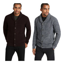 Marks&Spencer M&S T302230M Shawl Neck Winter Warm Textured Cardigan RRP £29.50