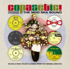 Various Artists - COPASETIC! The Mod Ska Sound NUEVO CD