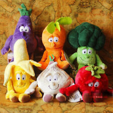 Soft Plush Stuffed Vegetable Fruit Baby Pillow Cushion Christmas Doll Gift Toy