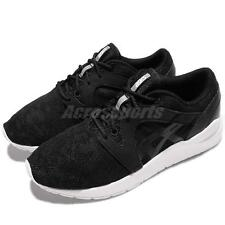 Asics Tiger Gel-Lyte Komachi Black White Women Shoes Sneakers H750N-9090