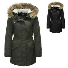 Only Damen Parka Winterjacke Kurzmantel Wintermantel Damenjacke Jacke NEU