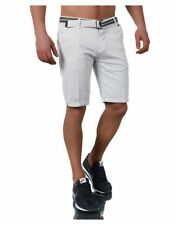 Bermuda Chino Homme 3653 Gris