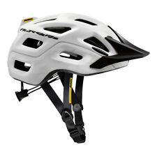 MAVIC CASCO MTB CROSSRIDE WHITE/WHITE