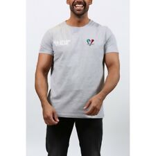SWEET YEARS Calcio, T-Shirt Homme Manches courtes, Gris