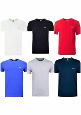 Sale! NWT Hugo-Boss-Polo Shirt-T-Shirt-Cotton-Short-Sleeve-5-Colours