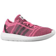 new style 116bd c8a34 Womens ADIDAS ELEMENT REFINE TRICOT W Pink Running Trainers M18917