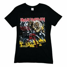 Iron Maiden Number Of The Beast Unisex Official T Shirt Brand New Various Sizes