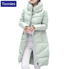 Down Jacket Slim Winter Coat Women Long Parka Warm Outwear Thick Cashmere Duck